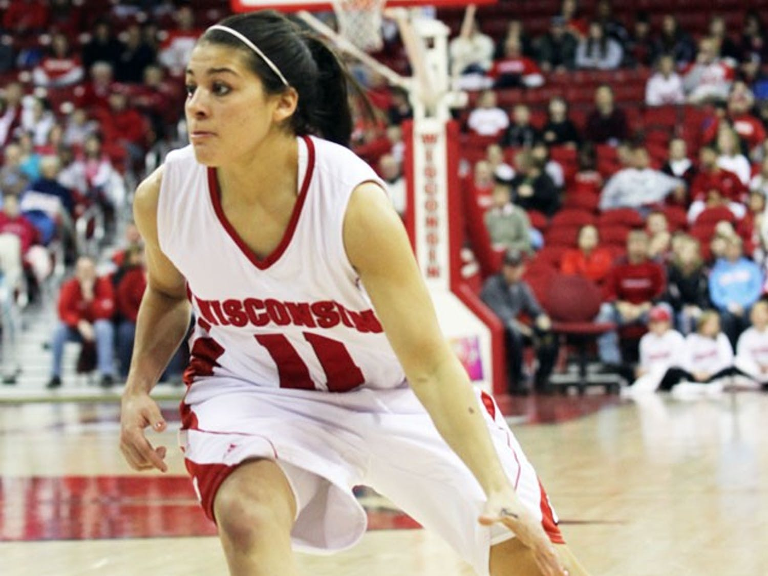 Badgers fall at home to NU