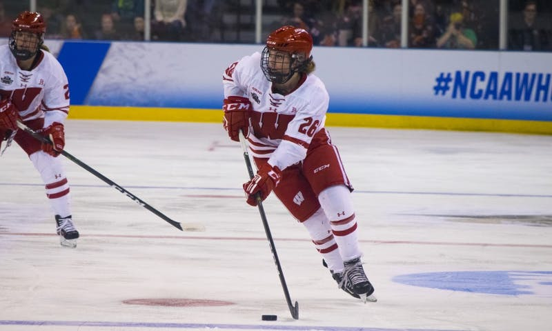 The Badgers stayed unbeaten this weekend, sweeping Bemidji State.