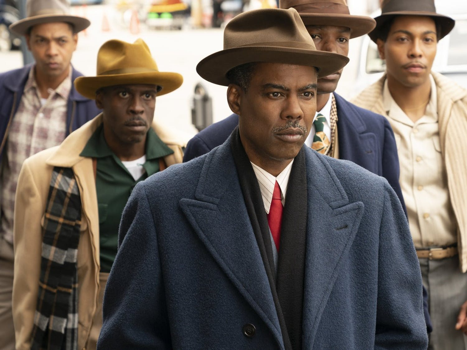 Chris Rock joins the cast of 'Fargo' this season as the lead mobster of an American crime family.