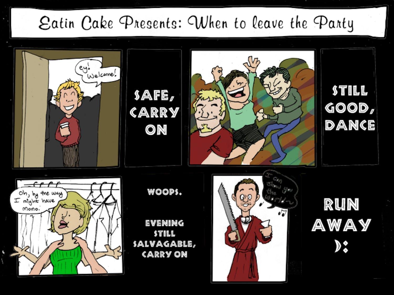 Eatin' Cake - 10/26/2012
