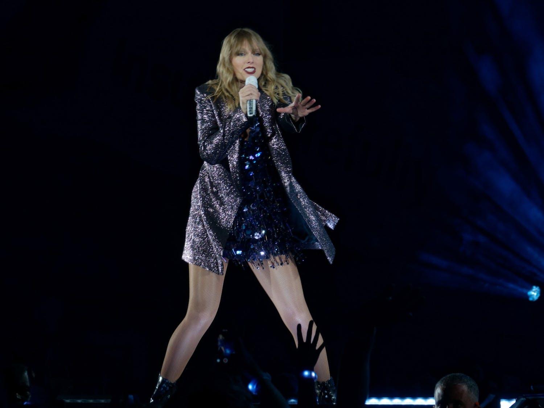 Taylor Swift - Reputation Tour