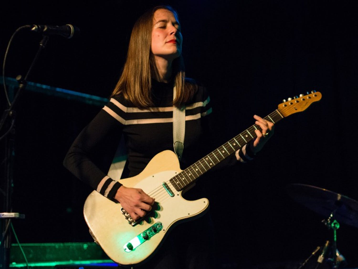 Margaret Glaspy showcased a pure talent unlike any other at The Frequency Sunday.