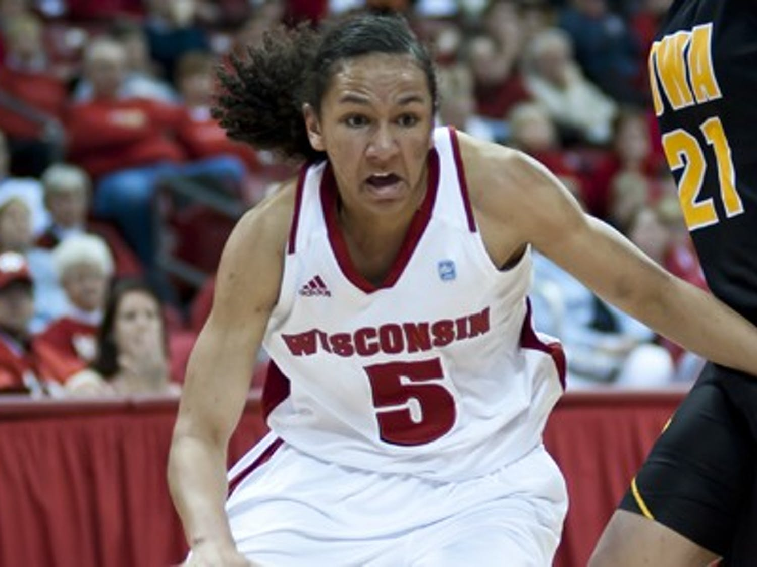 Morgan Paige, Badgers women's basketball