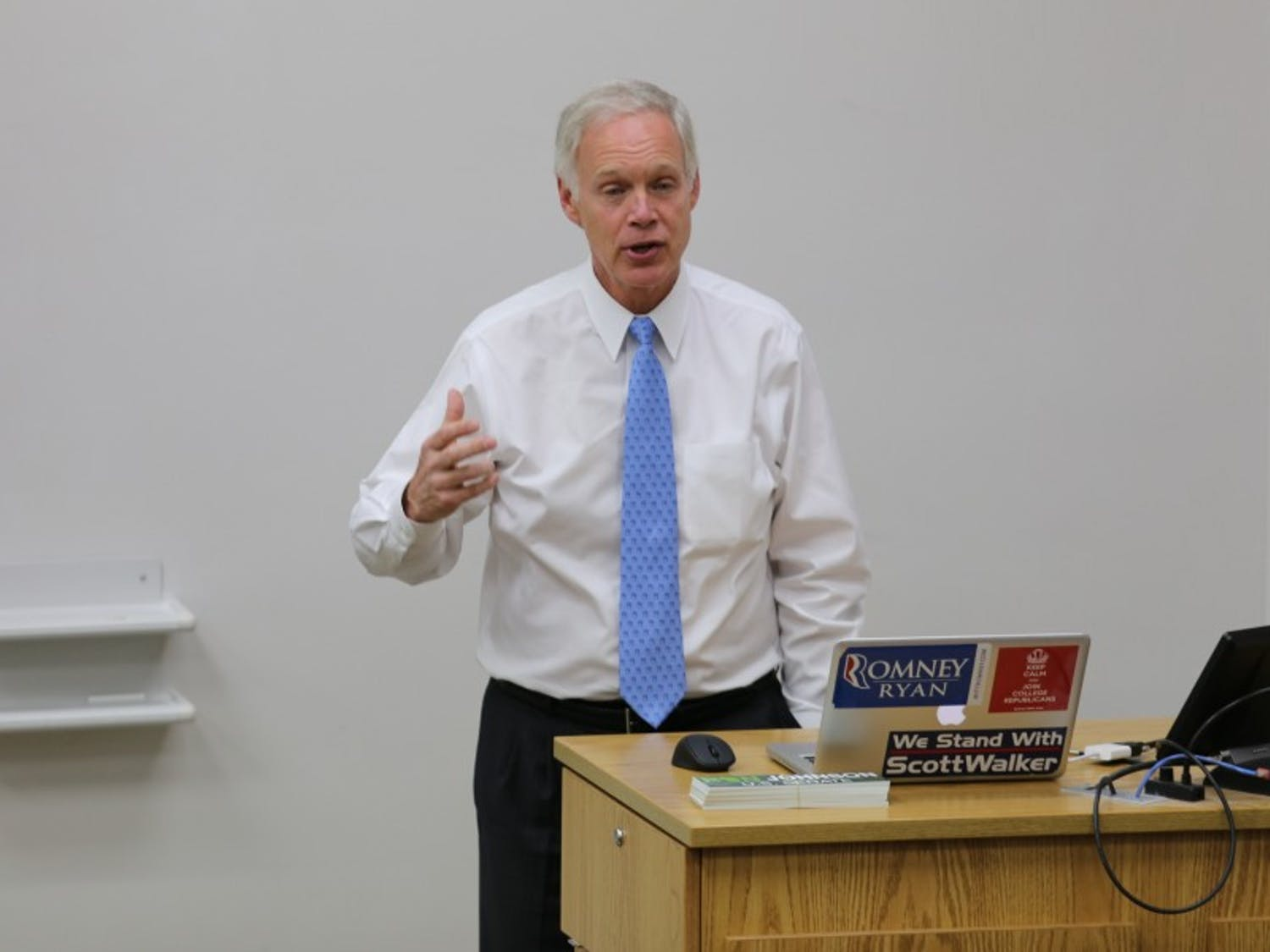 Ron Johnson-led bill protects rights of whistleblowers.
