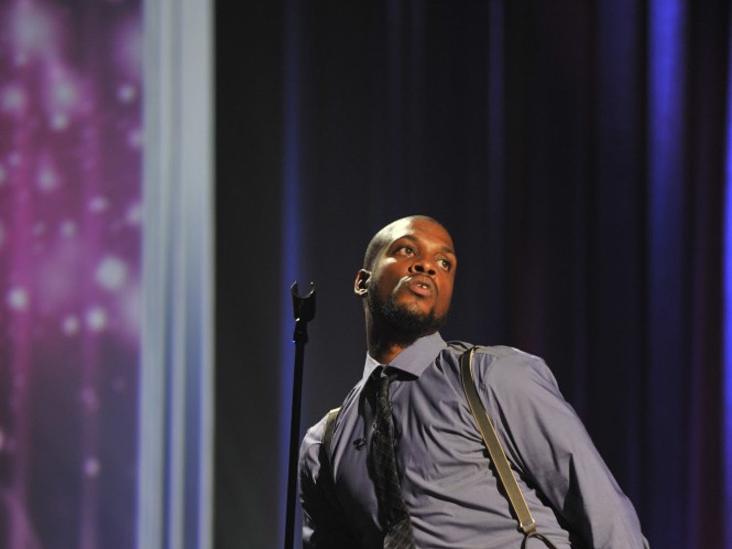 Siddiq has two more shows in Madisontonight at8:30 p.m and 10:30 p.m.