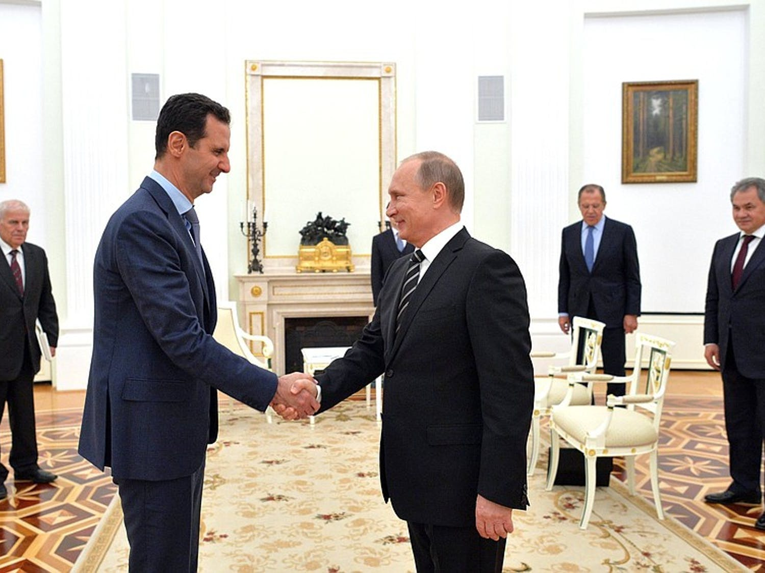 Bashar al-Assad's actions, supported by the Russian government, has reemphasized the need to support Syrian refugees.