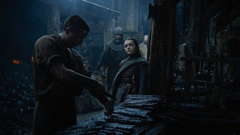 """Sunday's episode of """"Game of Thrones"""" amped up the emotional connection with the remaining characters while also ending on a major cliffhanger."""