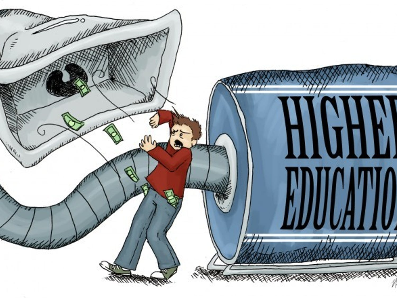 Student loans: Debt sucks