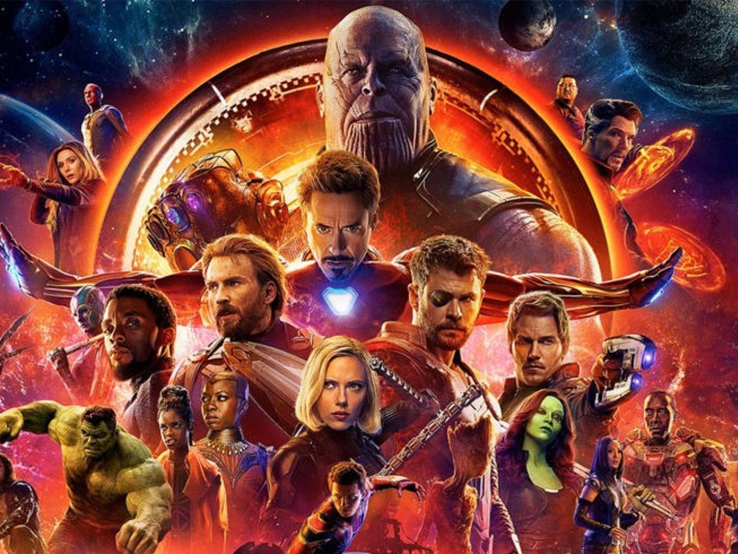 """While newer fans may not necessarily understand the inside jokes and complex relationships of the characters in""""Avengers: Infinity War,""""they can still appreciate the film's impressive action sequences and charismatic villain."""