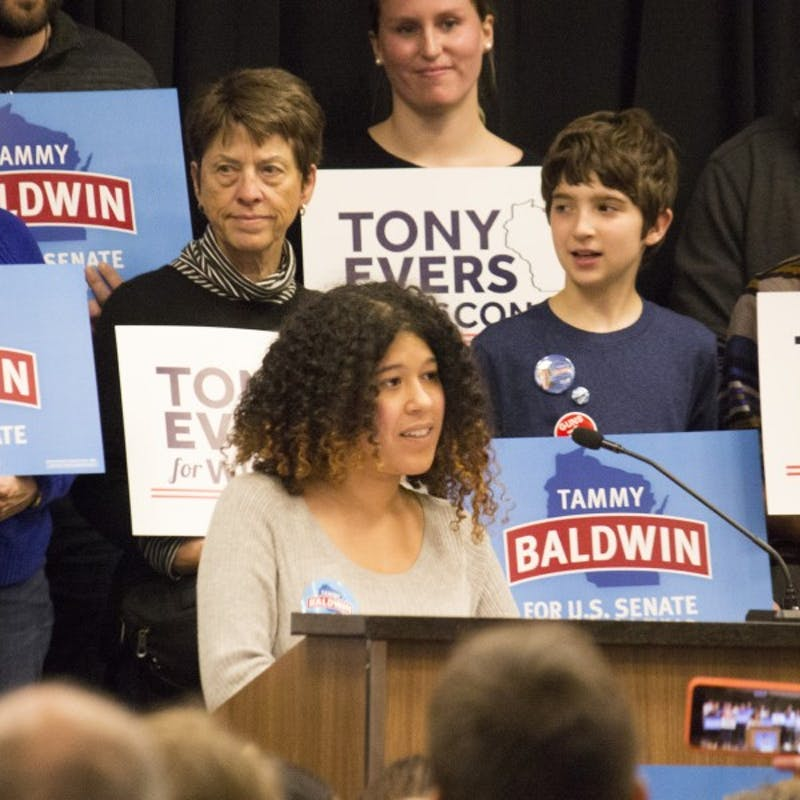 Gallery: Baldwin, Harris and Barnes Early Vote Rally