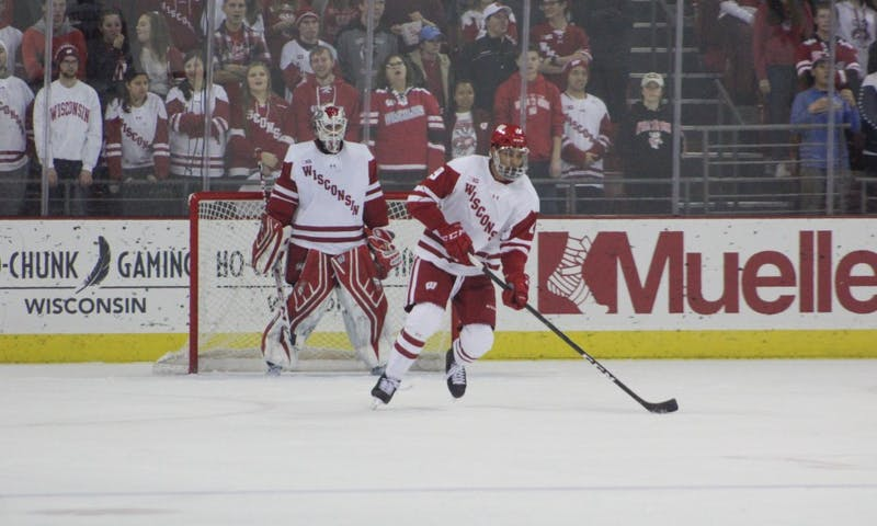 Without the services of star freshman defenseman K'Andre Miller, Wisconsin's defense will have to step up against the Fighting Irish.