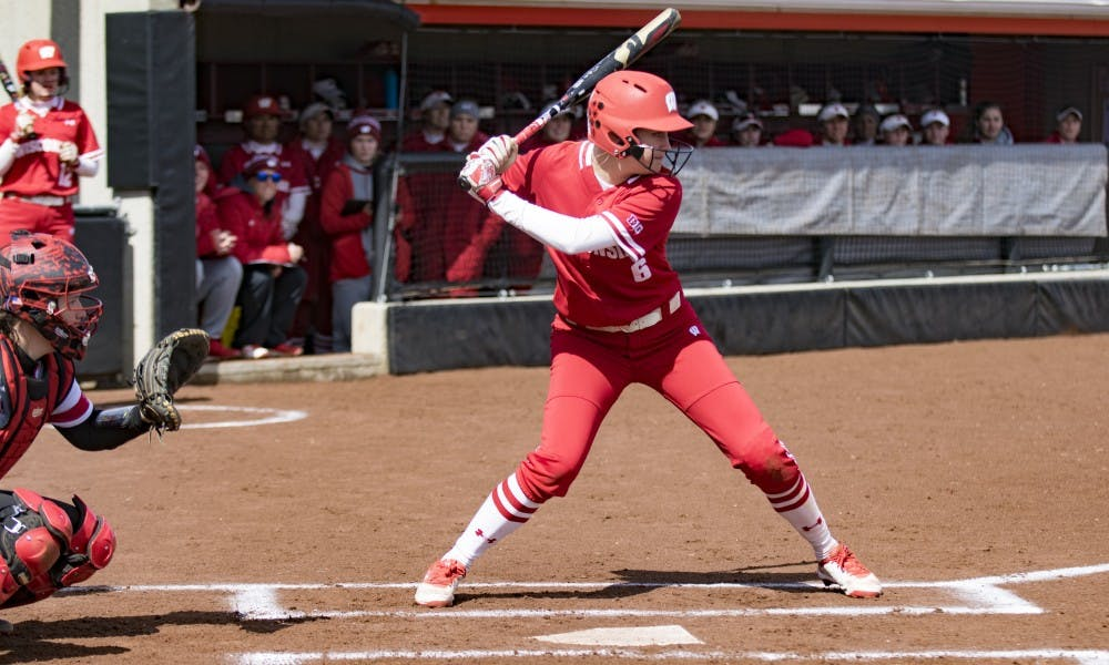 Brooke Wyderski and the Badgers continued their successful play at home in a win at home over Northern Iowa.