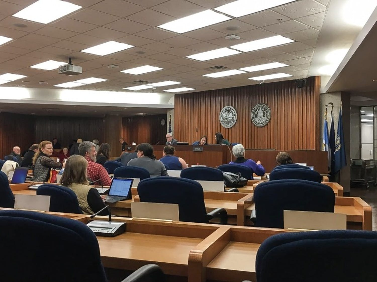 Madison's city council will vote Tuesday to adopt the 2019 capital and operating budgets proposed by Mayor Paul Soglin.