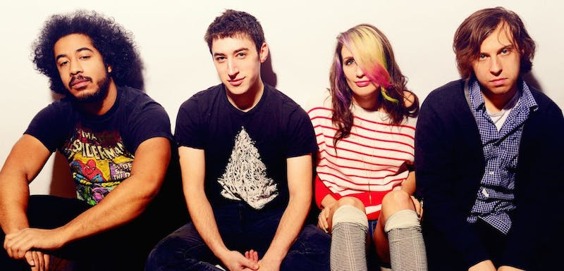 Speedy Ortiz returns to Madison Friday for the first time since their August Live on King Street show.