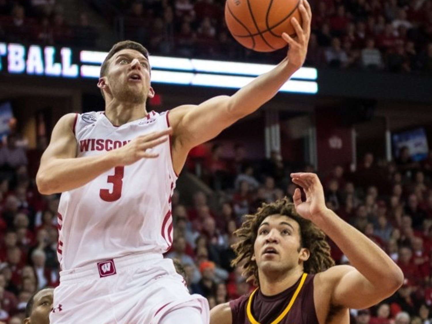 Minnesota getting a No. 5 seed is incredulous, considering the Badgers beat the Golden Gophers twice, including dismantling them just over a week ago.