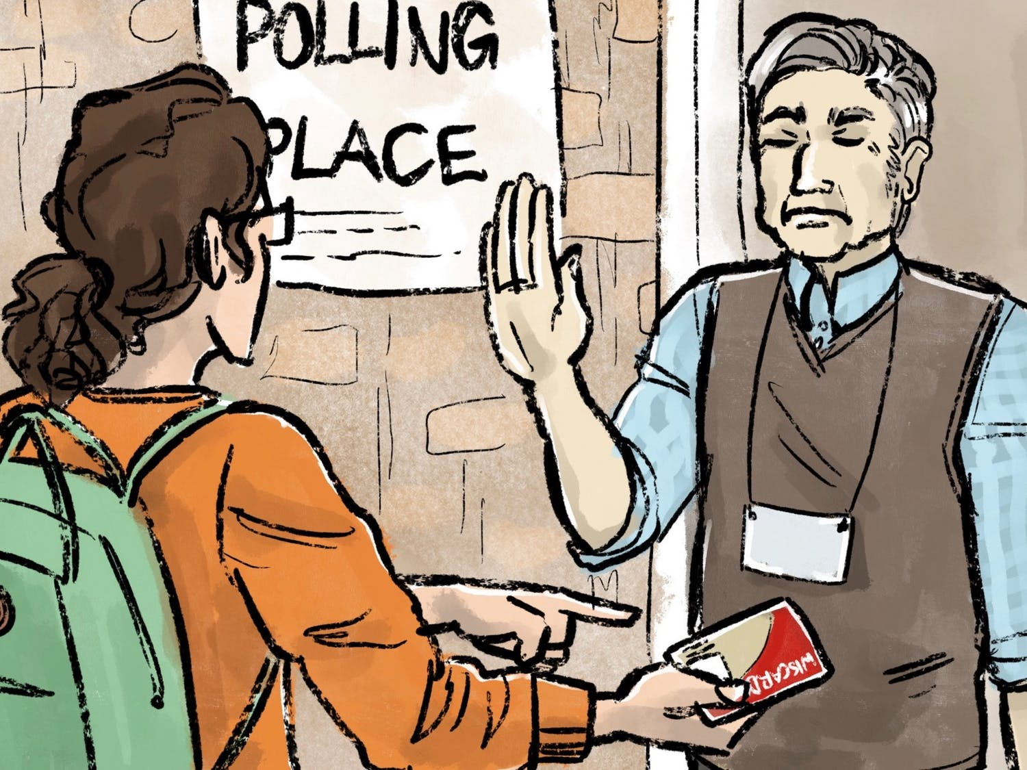 The Andrew Goodman Foundation, along with other advocacy groups, have filed lawsuits in an attempt to reverse discriminatory student ID voter legislation that has deterred many college students from participating in elections.