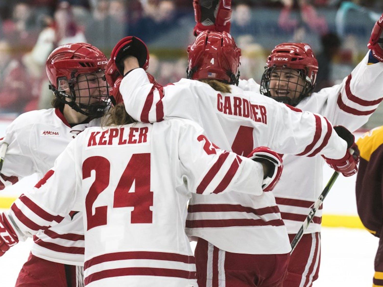 Minnesota Women's Hockey. Frozen Four