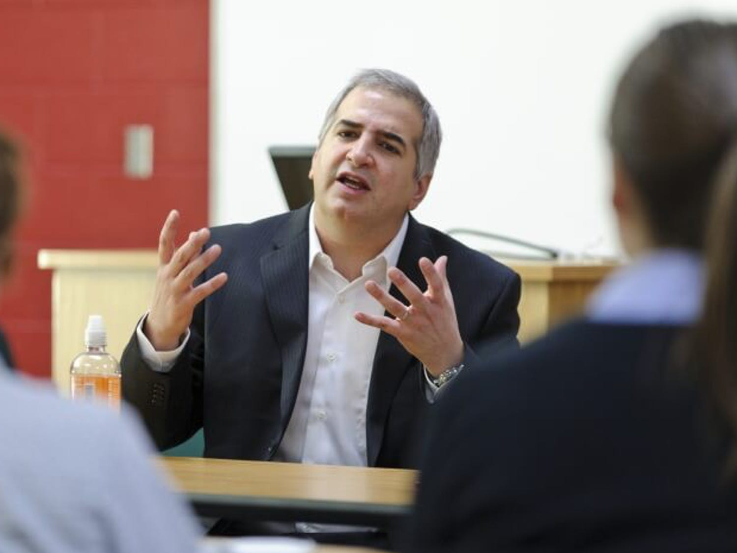 UW-Madison alumnus Anthony Shadid is honored annually with an award for journalism ethics.
