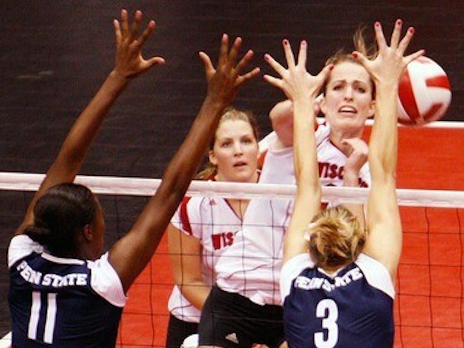Volleyball will play host to undefeated Lions