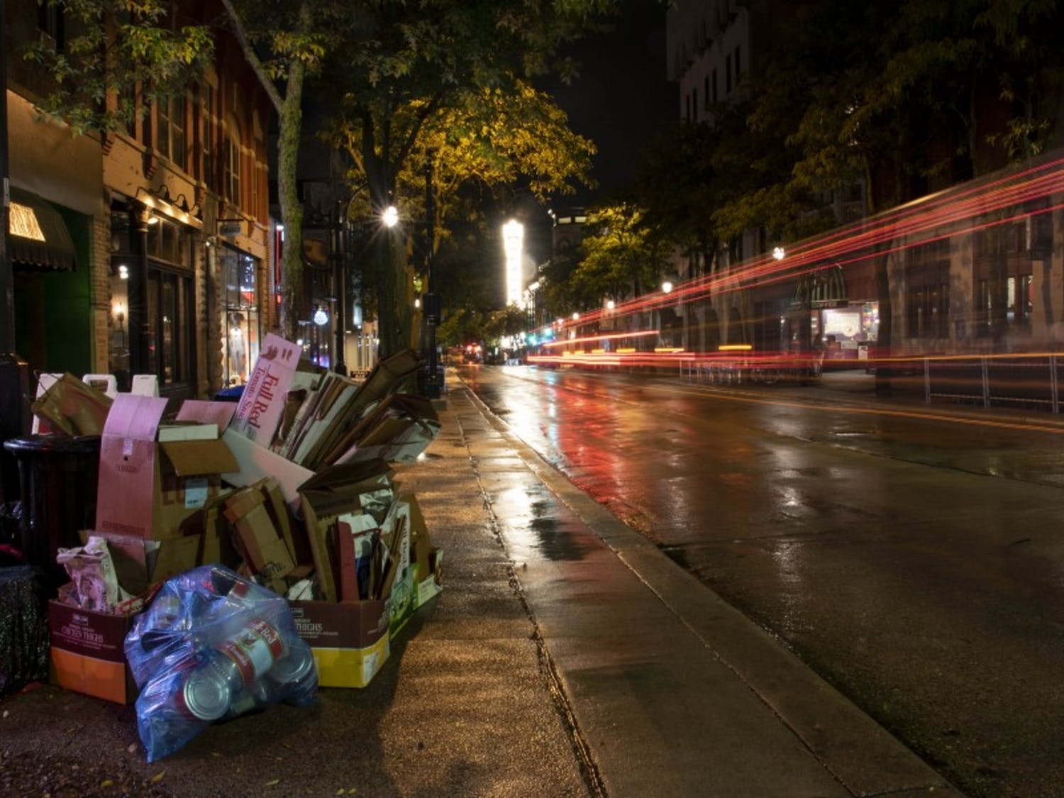 City officials have opposing views on nighttime safety initiatives and funding.