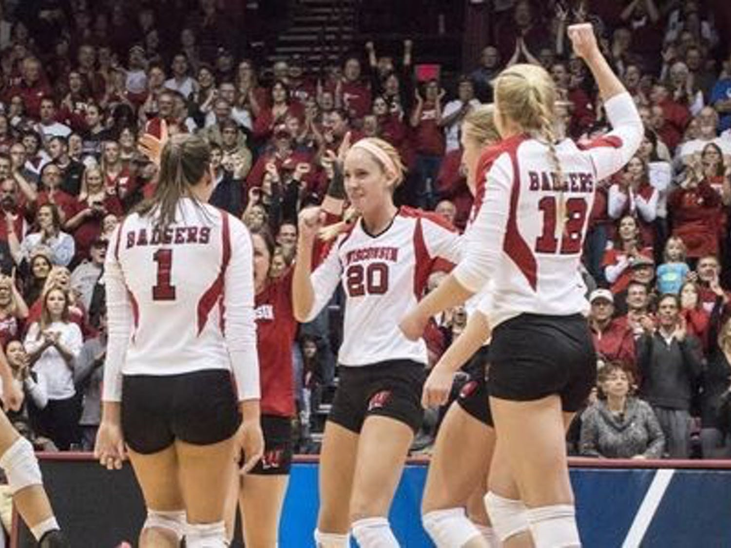 Two years ago, Wisconsin celebrated a victory over Ohio State to advance to the elite eight. They will look to repeat history tomorrow at 1 p.m.