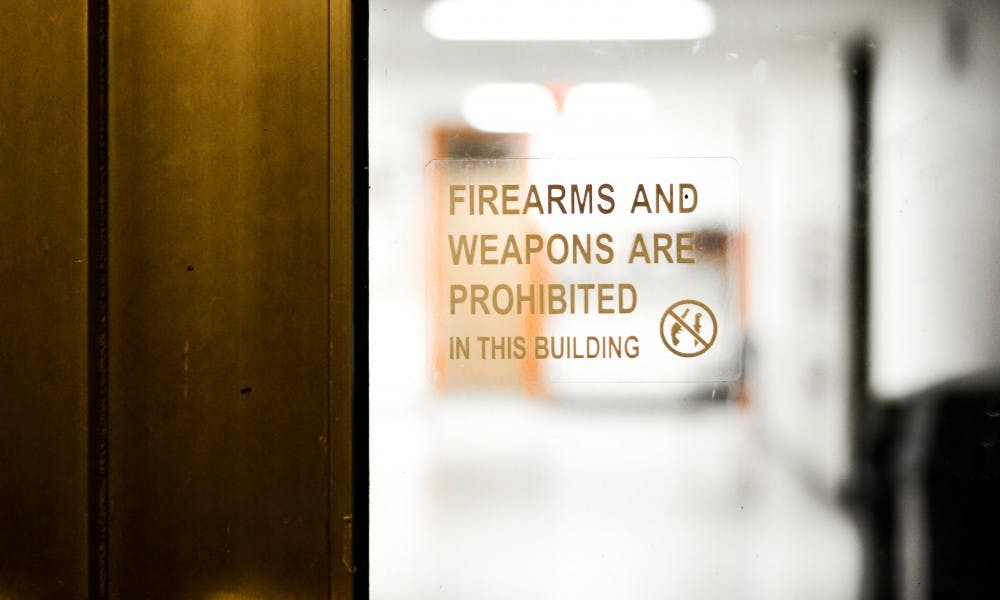 State Rep. Jesse Kremer, R-Kewaskum, doubled down Monday on his position for expanding concealed carry to within public schools and university buildings.