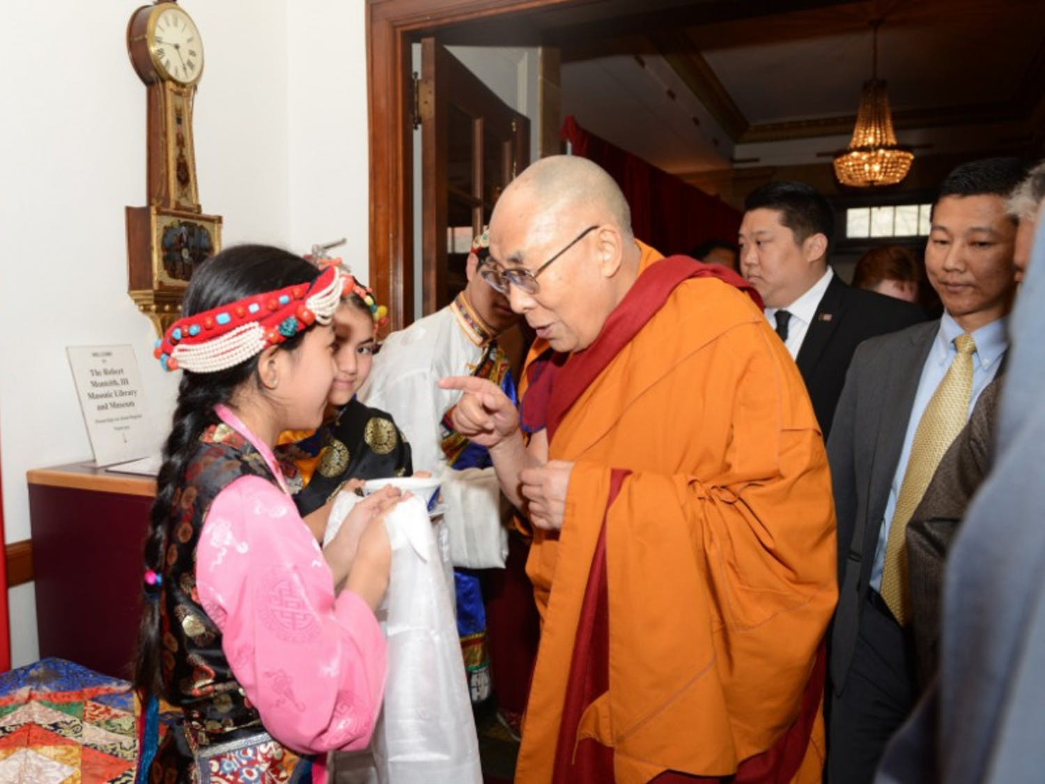 His Holiness the Dalai Lama is making his 10th visit to Madison this week.