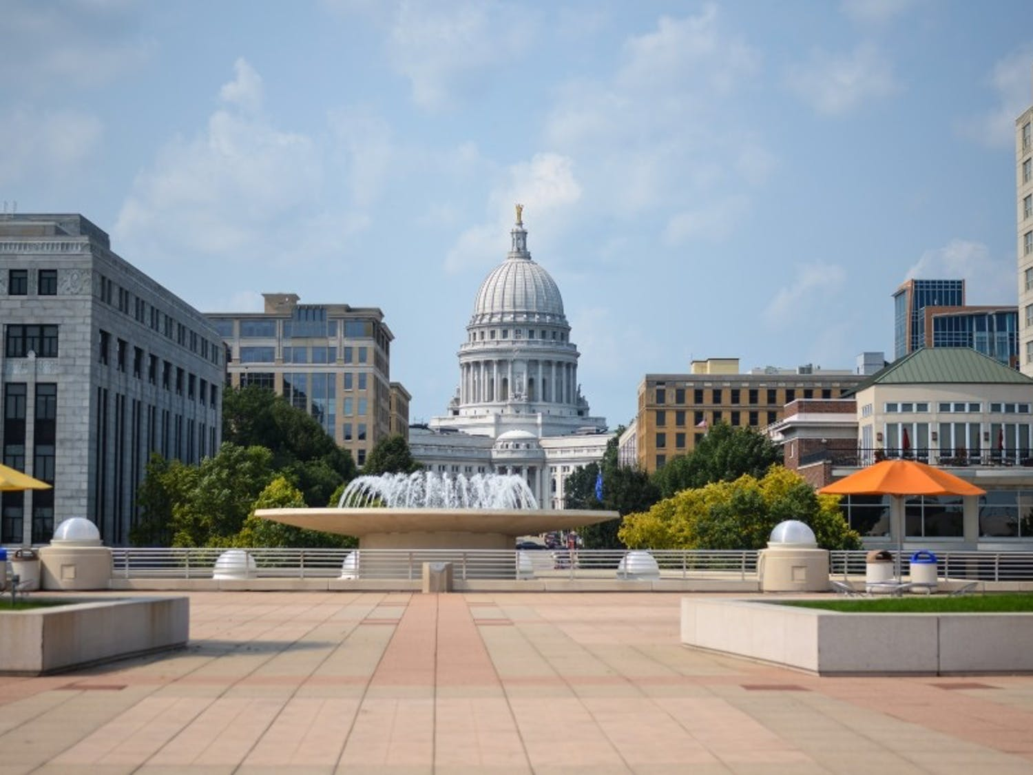 The city of Madison will change the Public Market development's location from a privately-developed venture to a city-owned building.