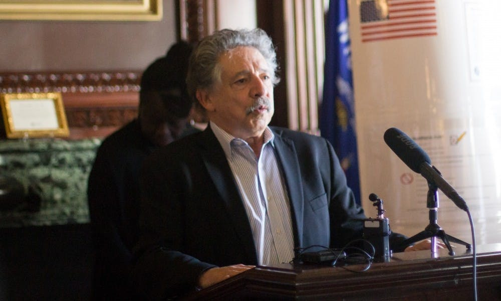 Madison Mayor Paul Soglin officially announced he will run for governor in 2018.