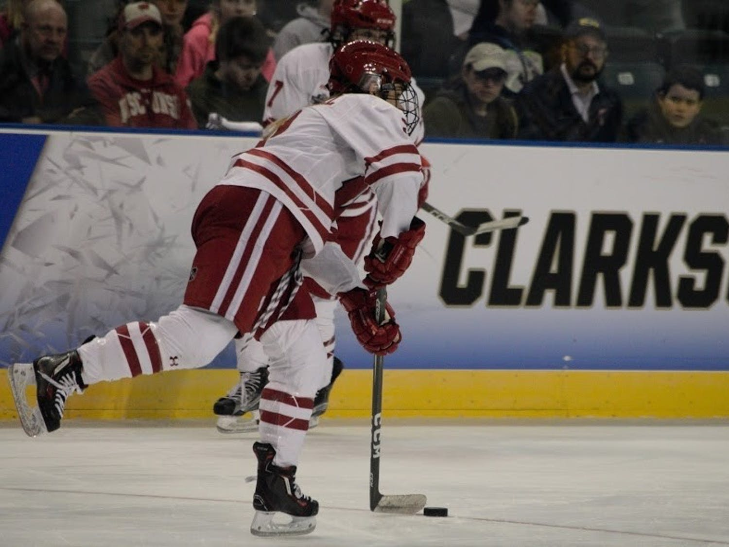 Wisconsin moved to 10-0-0 for only second time in program history after a win against Bemidji State.