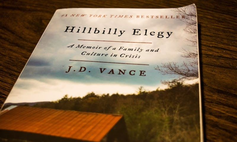 """Hillbilly Elegy"" is UW-Madison's Go Big Read for the 2017-18 school year. Some experts think it's a bad choice."