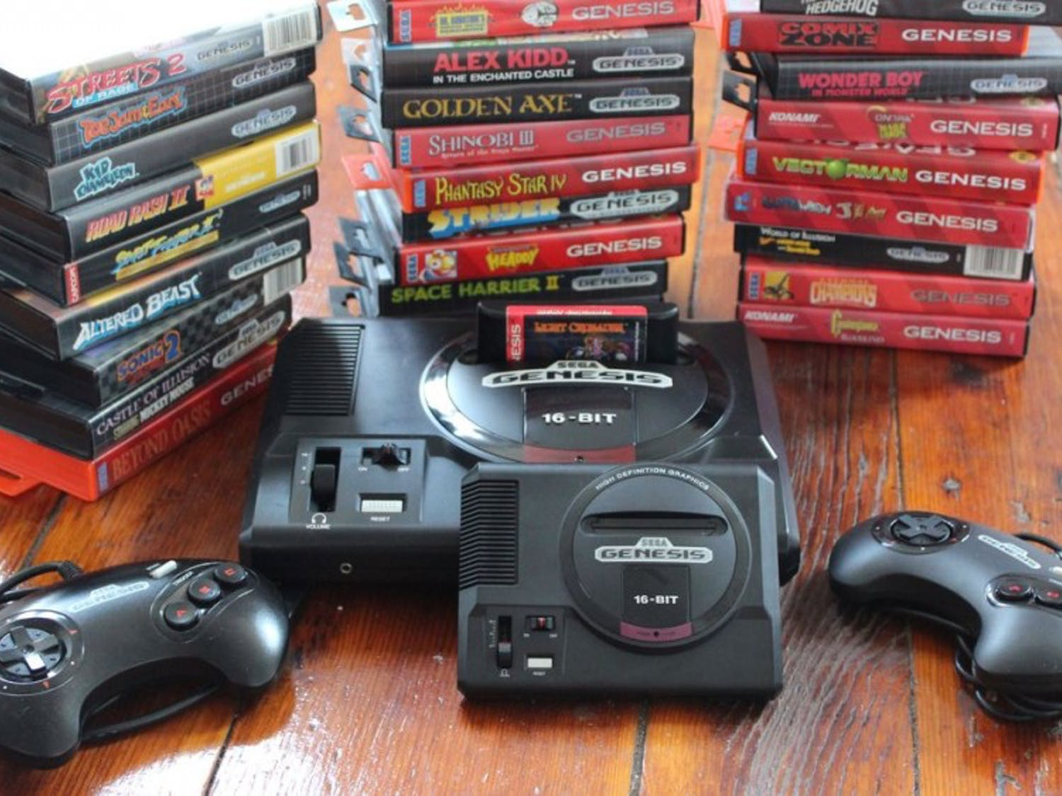 Sega Genesis Mini is a blast to the past, immersing users into the classic hits that proof this console is a worthy entry into the market.