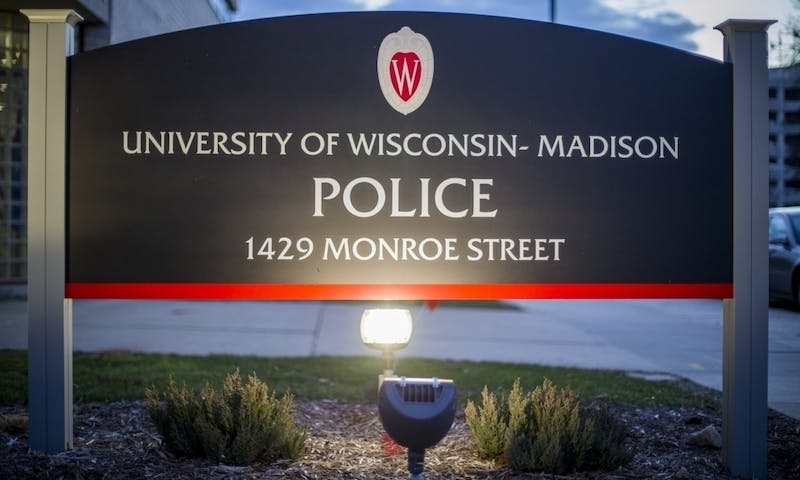 UW-Madison Police Department arrested a man in child abuse case, Sunday night.