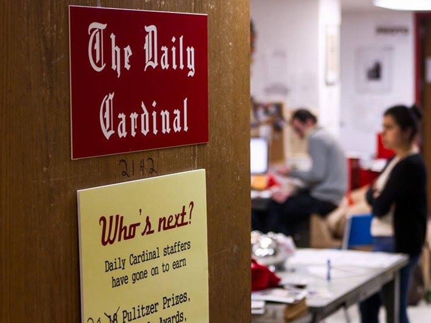 The Daily Cardinal will continue to publish coverage online, with staff working remotely.