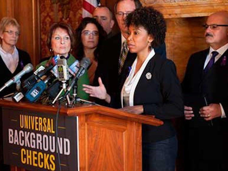 State Sen. Nikiya Harris Dodd, D-Milwaukee, announced Thursday that she will not seek re-election in the fall.