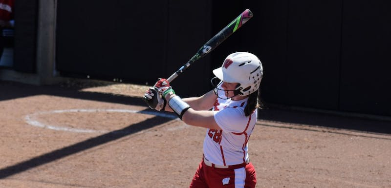 Chloe Miller's offensive output was instrumental in Wisconsin's game one win against the Bulls.