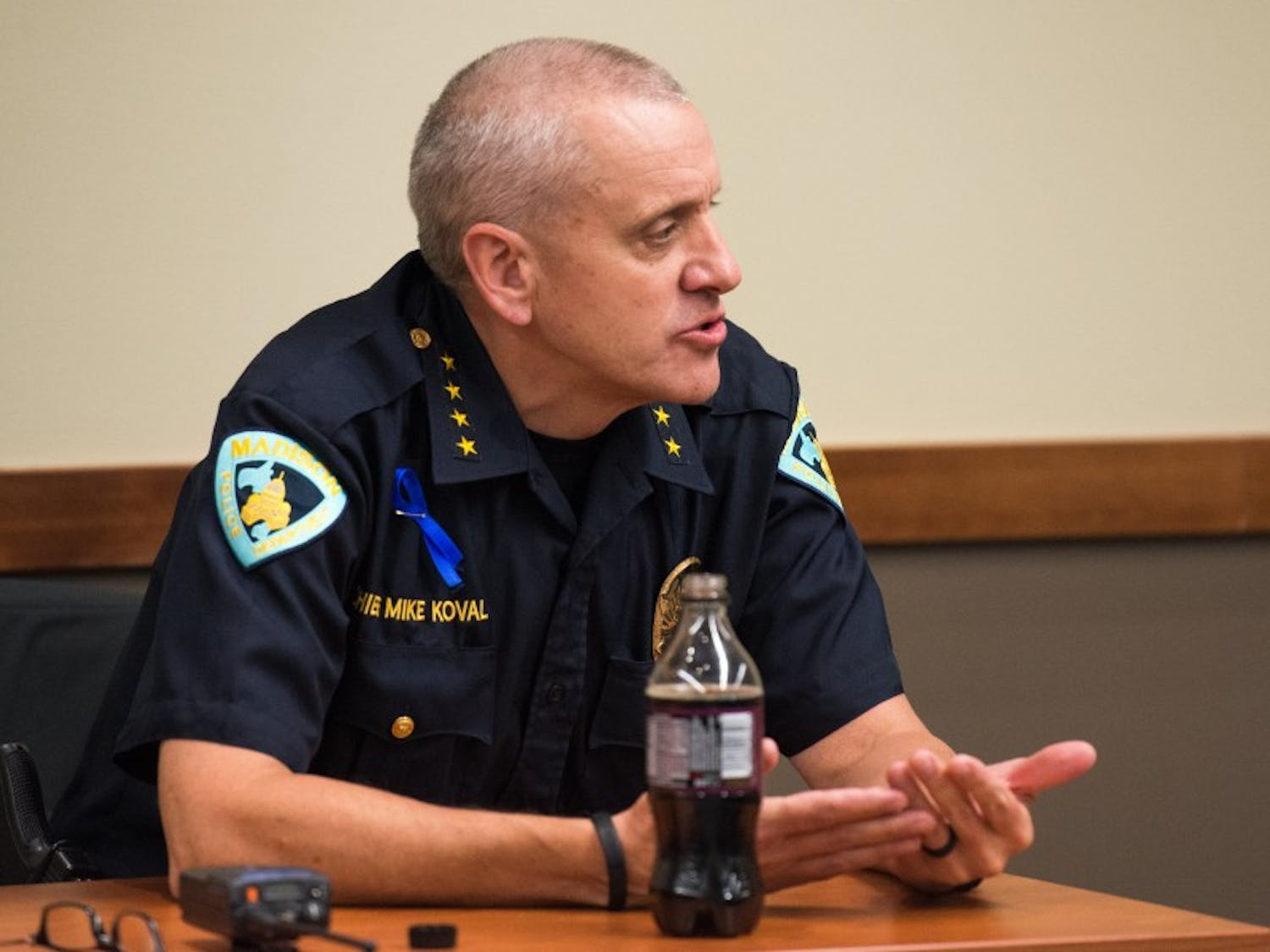 Policy changes announced by MPD Chief Mike Koval on Monday reaffirm the department's resistance to take part in federal immigration enforcement, except in cases of serious crimes related to public safety.