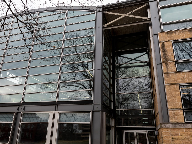 Photo of the Law School.