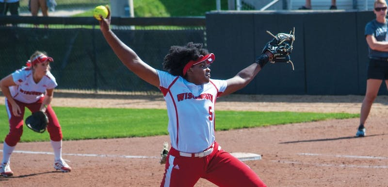 After Louisville jumped out to a 3-0 lead in the first inning against Kirsten Stevens , Mariah Watts slowed down the Cardinals until their four-run outburst in the sixth inning.