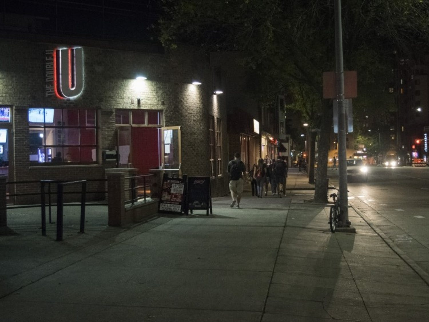 Madison police dealt with more than 100 cases on the 600 block of University Avenue between August and October.