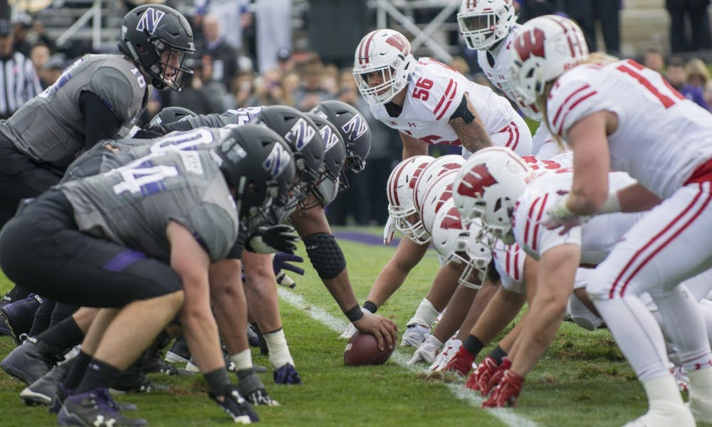 <p>Big Ten football players are concerned about the proximity and contact of their sport and its relationship to spread of COVID-19.</p>