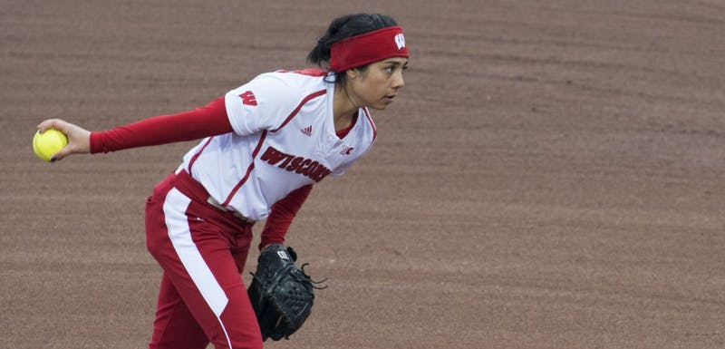 Taylor-Paige Stewart struggled against Louisville in game one but then bounced back to defeat North Carolina State.