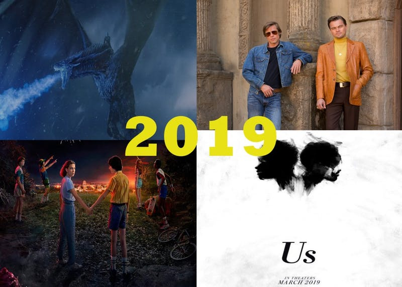 Daily Cardinal arts writer Dominic LeRose previews his list of top films and shows to look out for in 2019.
