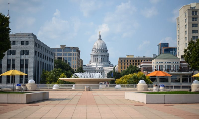 Downtown Madison, WI