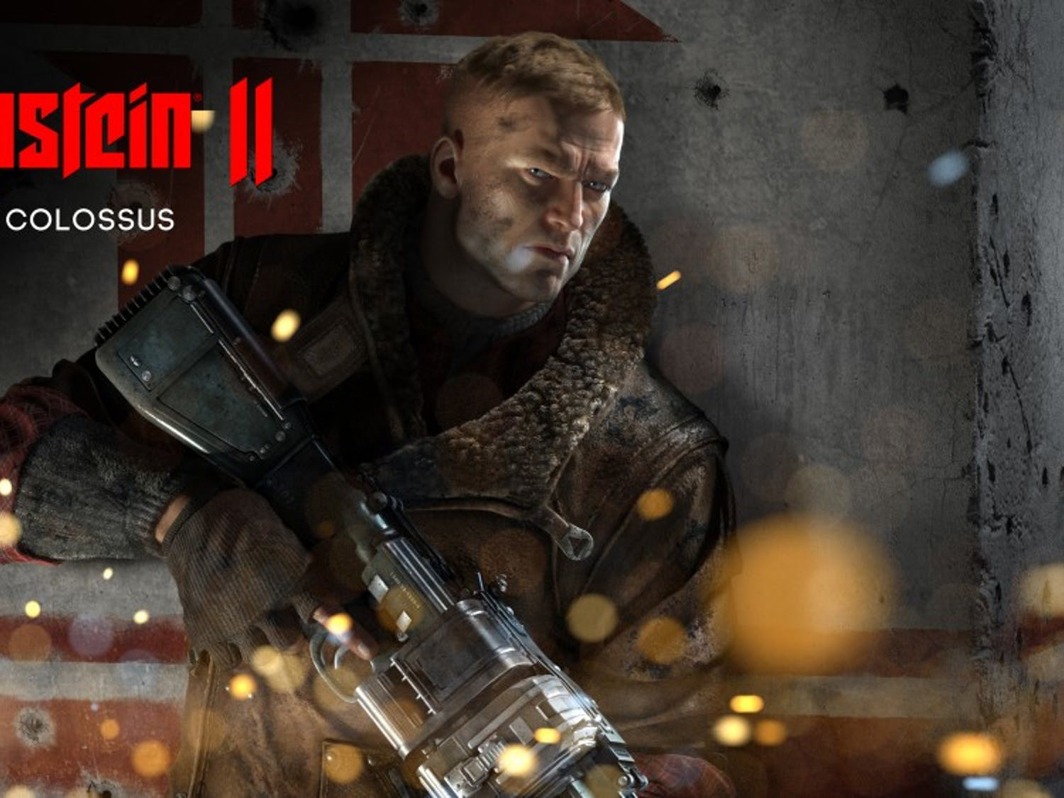 """""""Wolfenstein II: The New Colossus"""" expands on the original, crafting a worthy sequel to """"The New Order."""""""