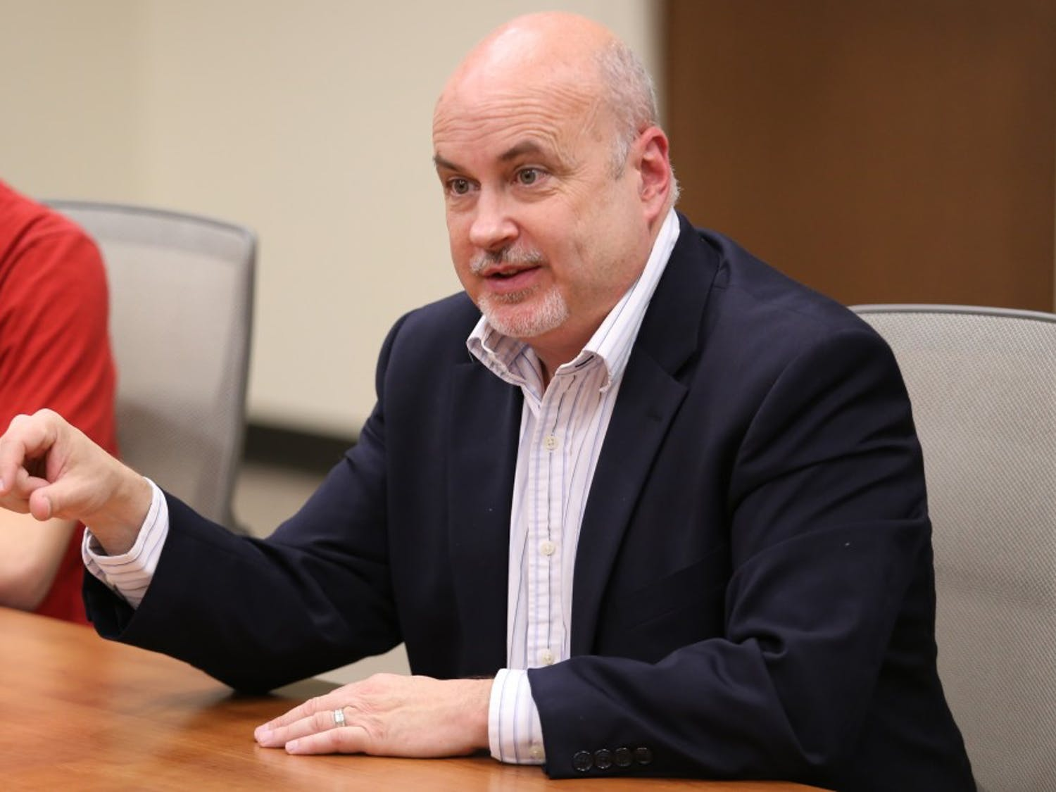 Rep. Mark Pocan, D-Wis., is a cosponsor of legislation that would prohibit federal dollars from being used to implement Trump's immigration ban.