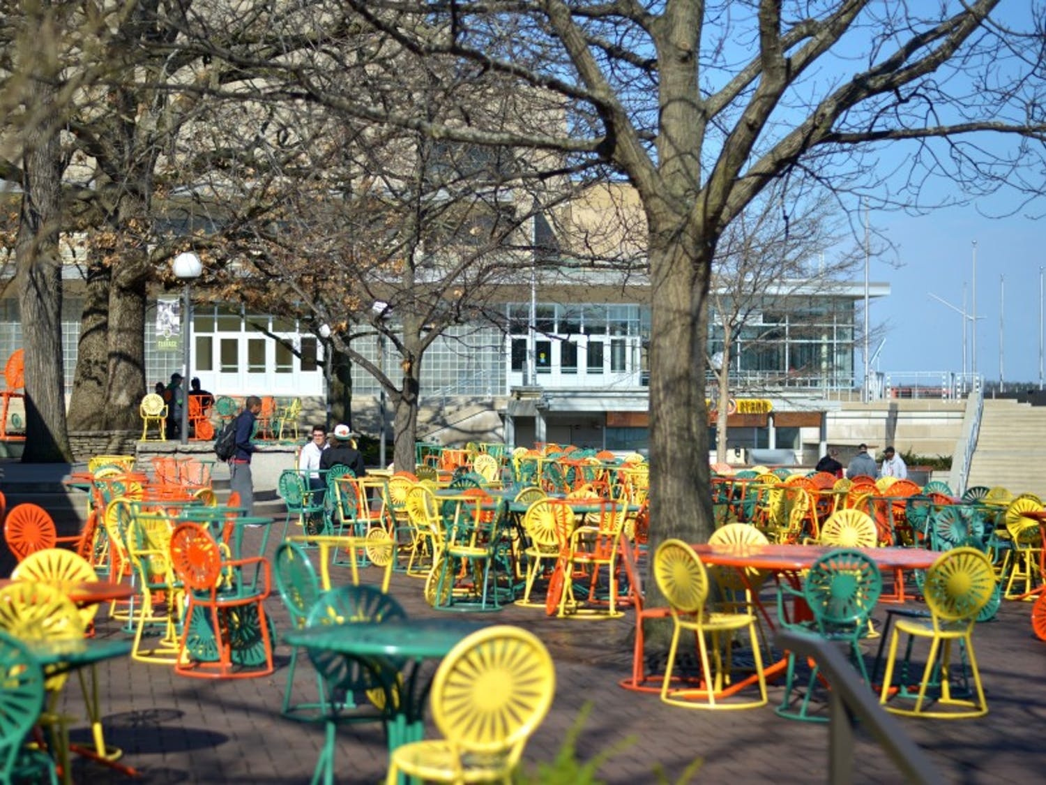 Terrace Chair Re-opening 2015