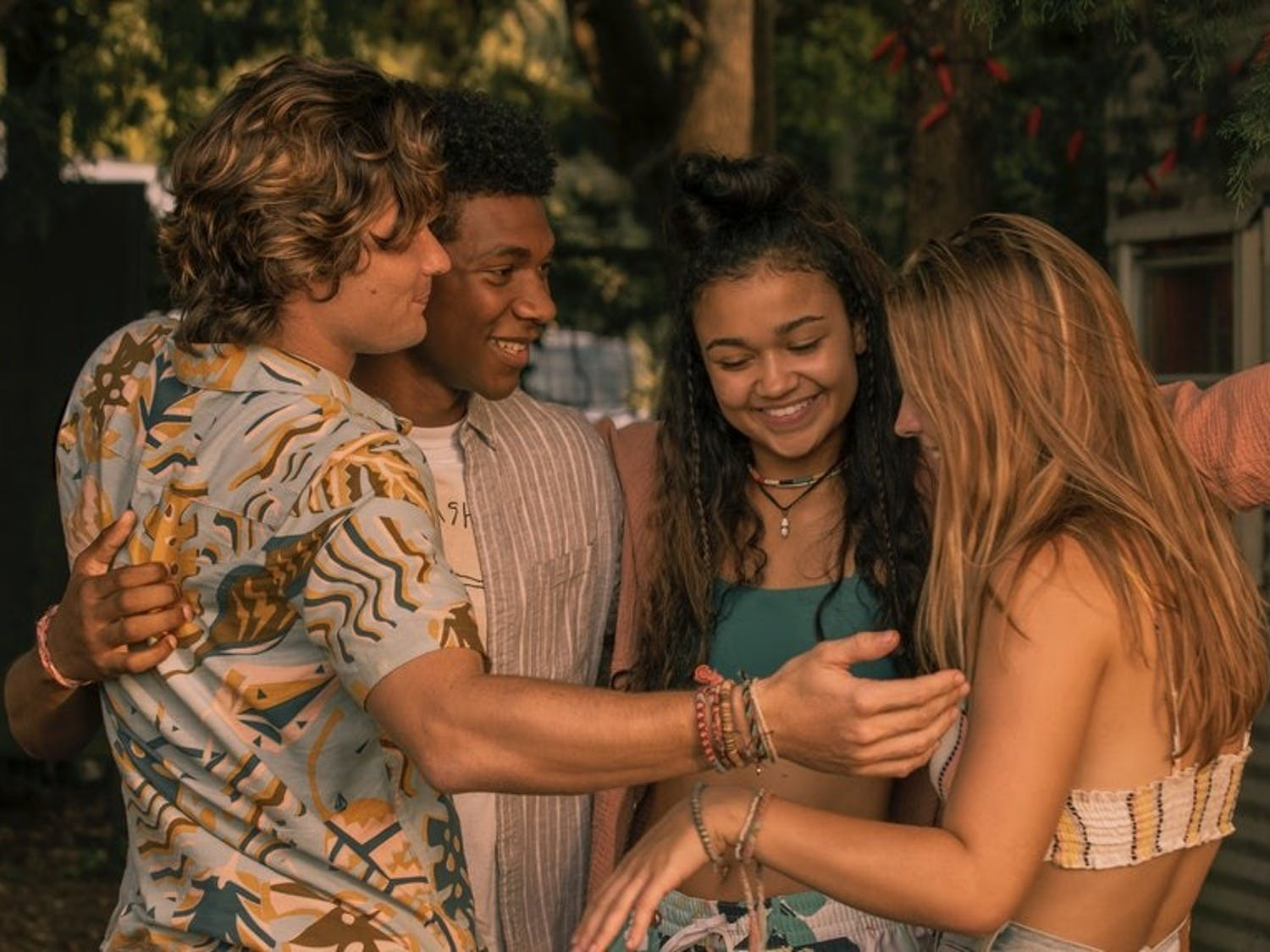 """""""Outer Banks"""" follows the social divide on the OBX island and puts its rigidity to the test with friendship and romance."""