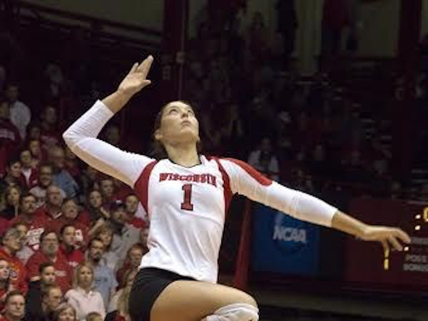 Is this the year Lauren Carlini leads the Badgers to the promised land?