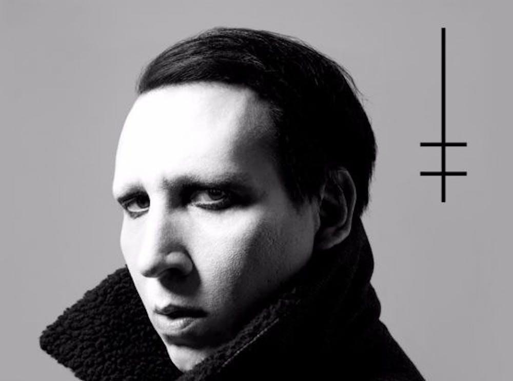 Marilyn Manson's latest album, Heaven Upside Down, was released last Friday, Oct. 6.